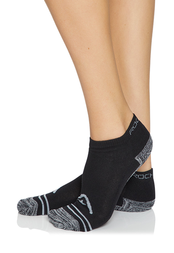 NO SHOW ANKLE CUT SOCKS_R193ASX010.BKGR