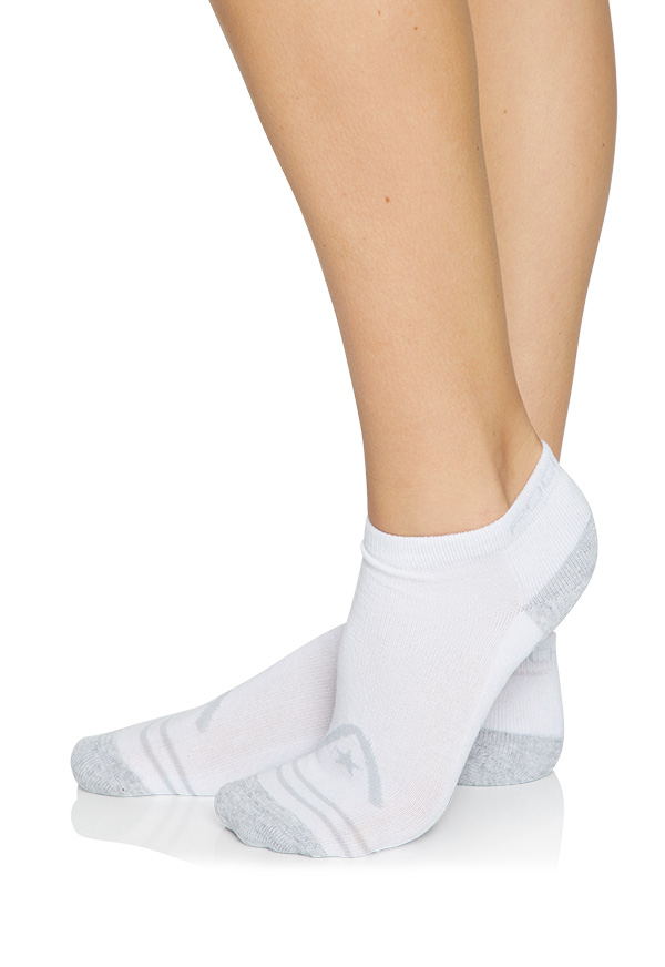 NO SHOW ANKLE CUT SOCKS_R193ASX010.WHGR